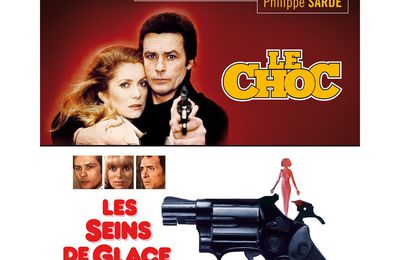 Le Choc - Philippe Sarde (Music Box Records)