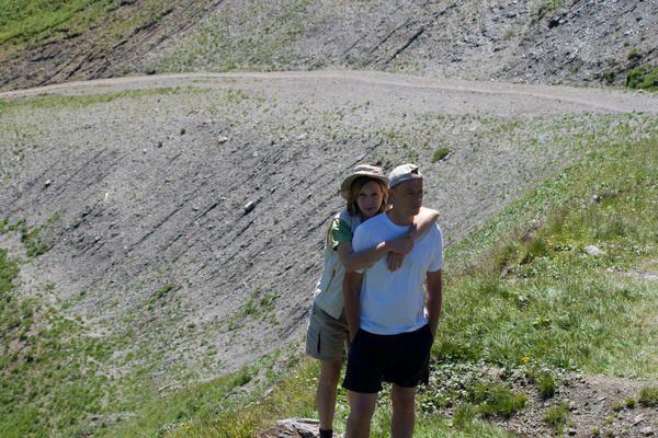Album - la Pointe des Mosettes circuit randonnée pédestre été avoriaz alpes