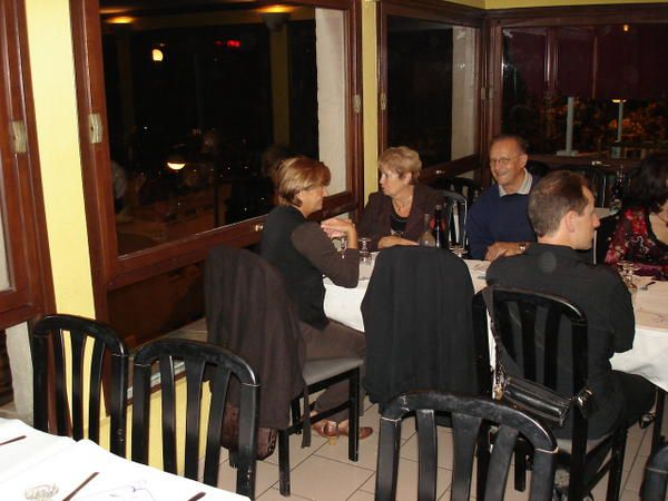 "Restaurant""Le Bella vista""