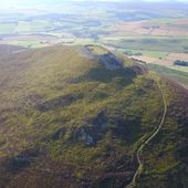 Picts boozed on wine at huge hill settlement which may have been a festival site