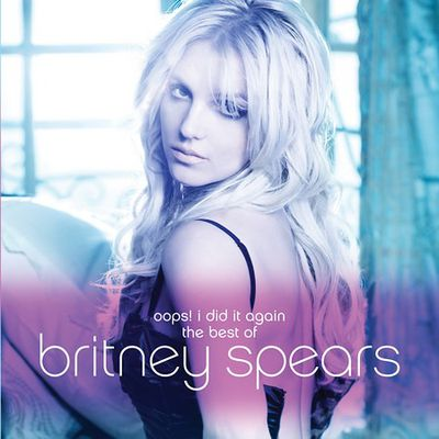 "Nouveau Best of de Britney Spears ""Oops! I Dit It Again Best OF"" 2012"