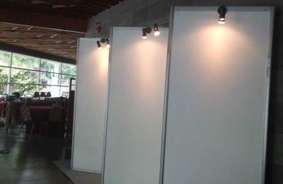 Panel Photo R8, Jual Partisi R8, Partisi Pameran