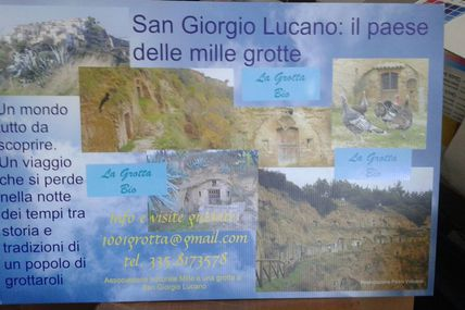 Le grotte all'Expo