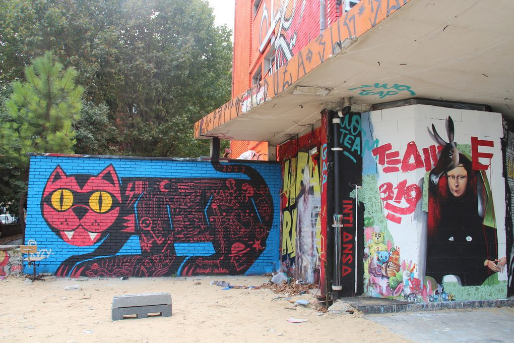 Tour 13 : l'expo monstre du street art