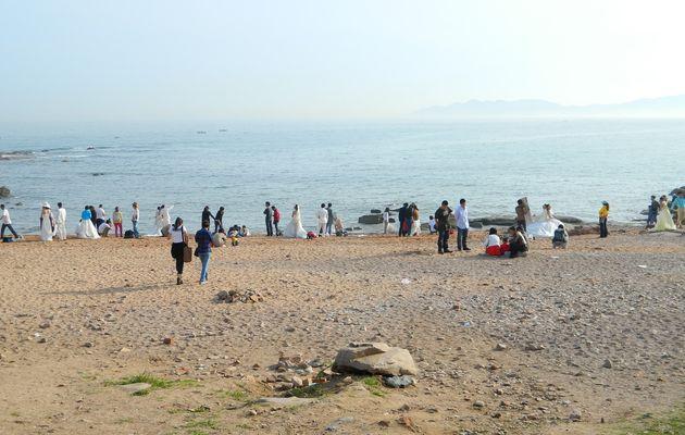 Qingdao 青岛: Badaguan et le phare
