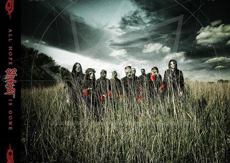 SLIPKNOT: All Hope Is Gone (2008-Roadrunner) [Nu-Metal]