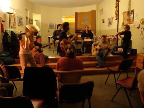 Album - 002. Concert Relais Espérance 9 janvier