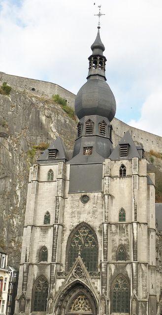 Collégiale Notre Dame Dinant Belgique