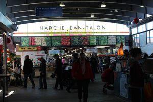 Montréal : Marché Jean Talon