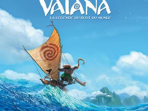 Vaiana (European Version) Moana (Original Motion Picture Soundtrack) (Deluxe Edition) [Album]