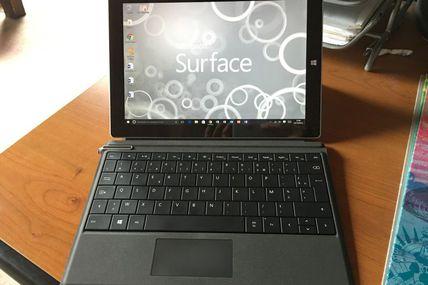 [TEST] Surface 3 avec Windows 10 : peut - on craquer pour ce produit quand on est utilisateur d'un Mac …?