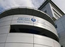Patients, habitants, salariés, soutenons la grève des urgences de l'hôpital Pompidou (HEGP) !