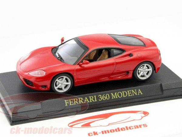 1/43 : Des Ferrari à moins de 3 € ! Oui, c'est possible !