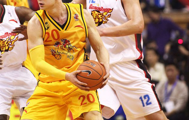Pana makes Shang Ping China's first Euroleague player