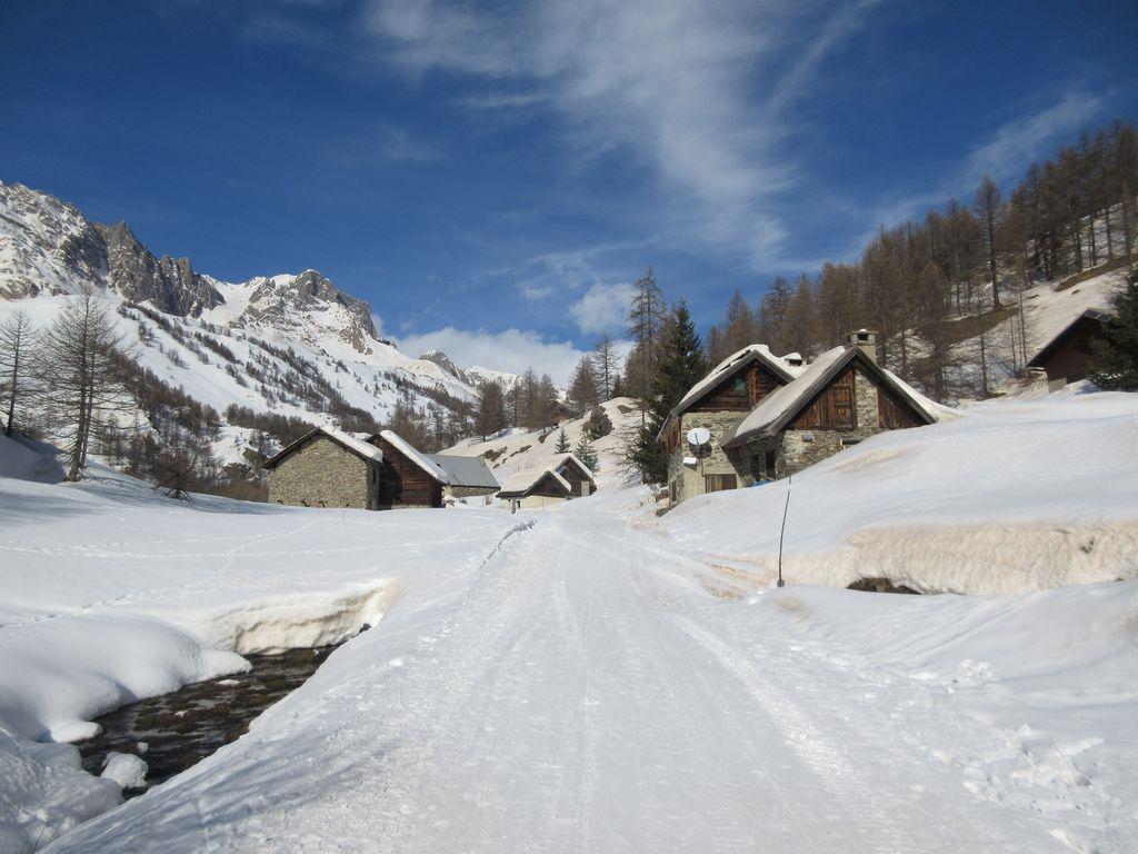 Névache, paradis du ski sans remontées mécaniques ! (Partie 3)