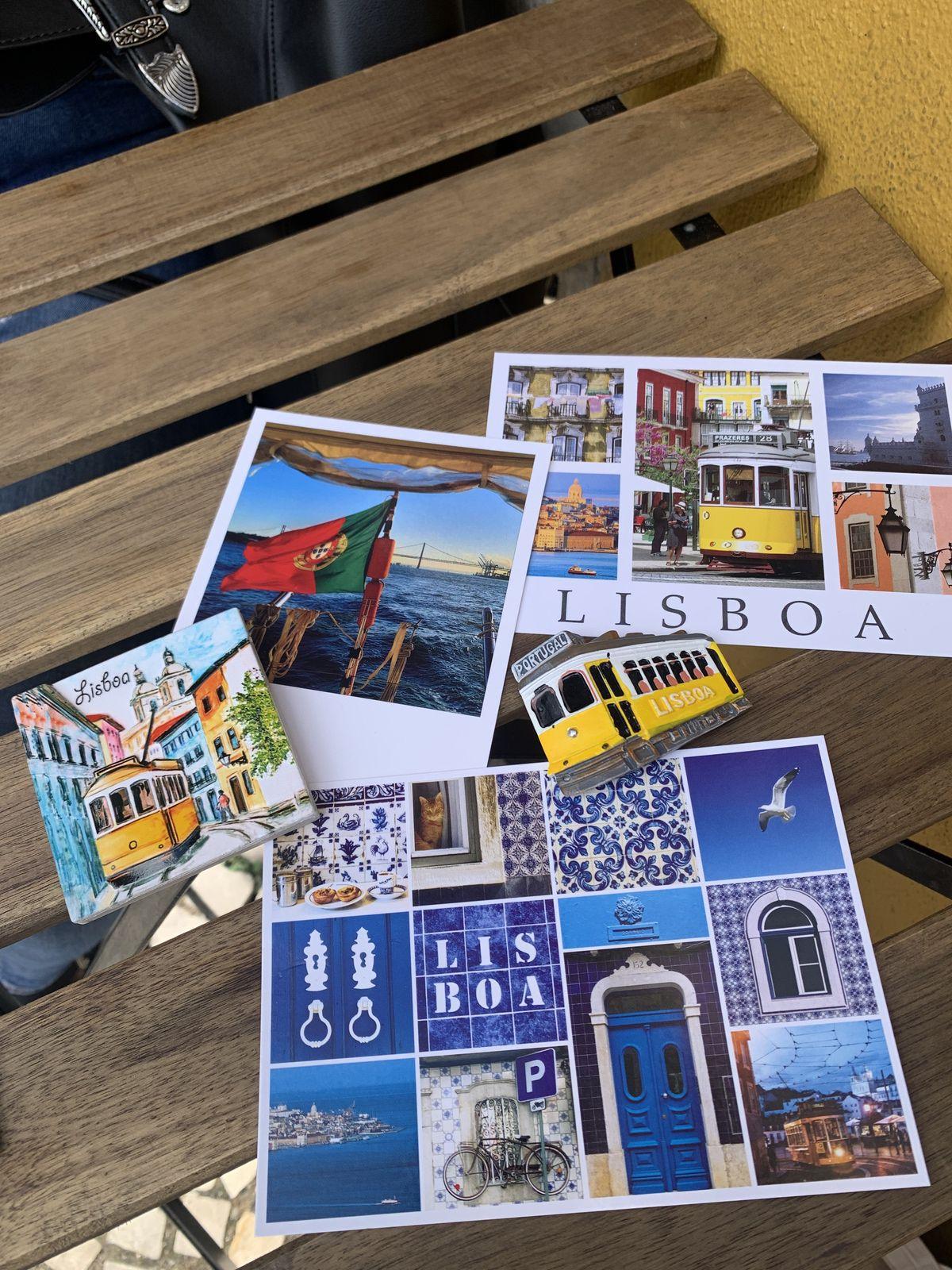 Title : 3 jours et deux nuits Faro-Lisbonne