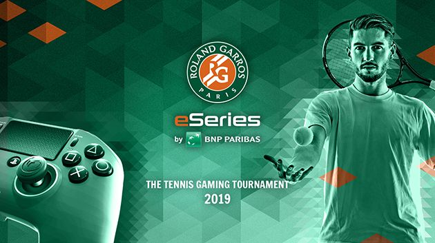 [ACTUALITE] Roland-Garros eSeries by BNP Paribas - Le programme du week-end