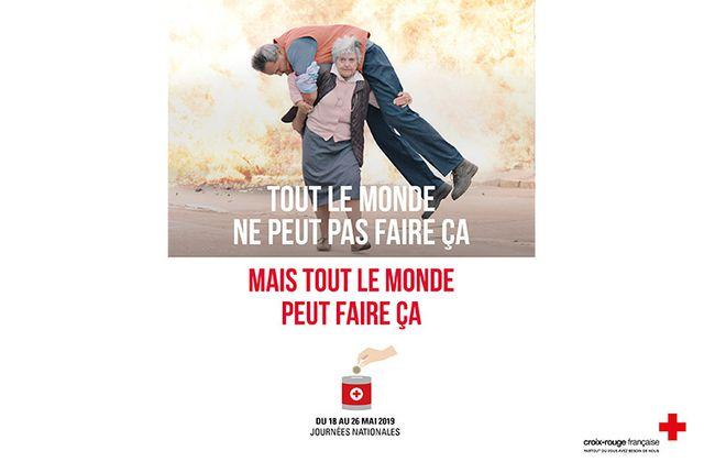 [Solidarité] Croix-Rouge française : ensemble, continuons à sauver des vies !