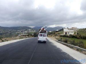 Maroc en camping-car, c' est la fin (Maroc en camping-car)