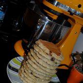 Pancakes aux 2 Pépites - Graine d'Epices