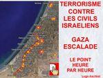 trois roquettes en 24 heures sur la zone d'Eshkol- Sud d'Aschkélon