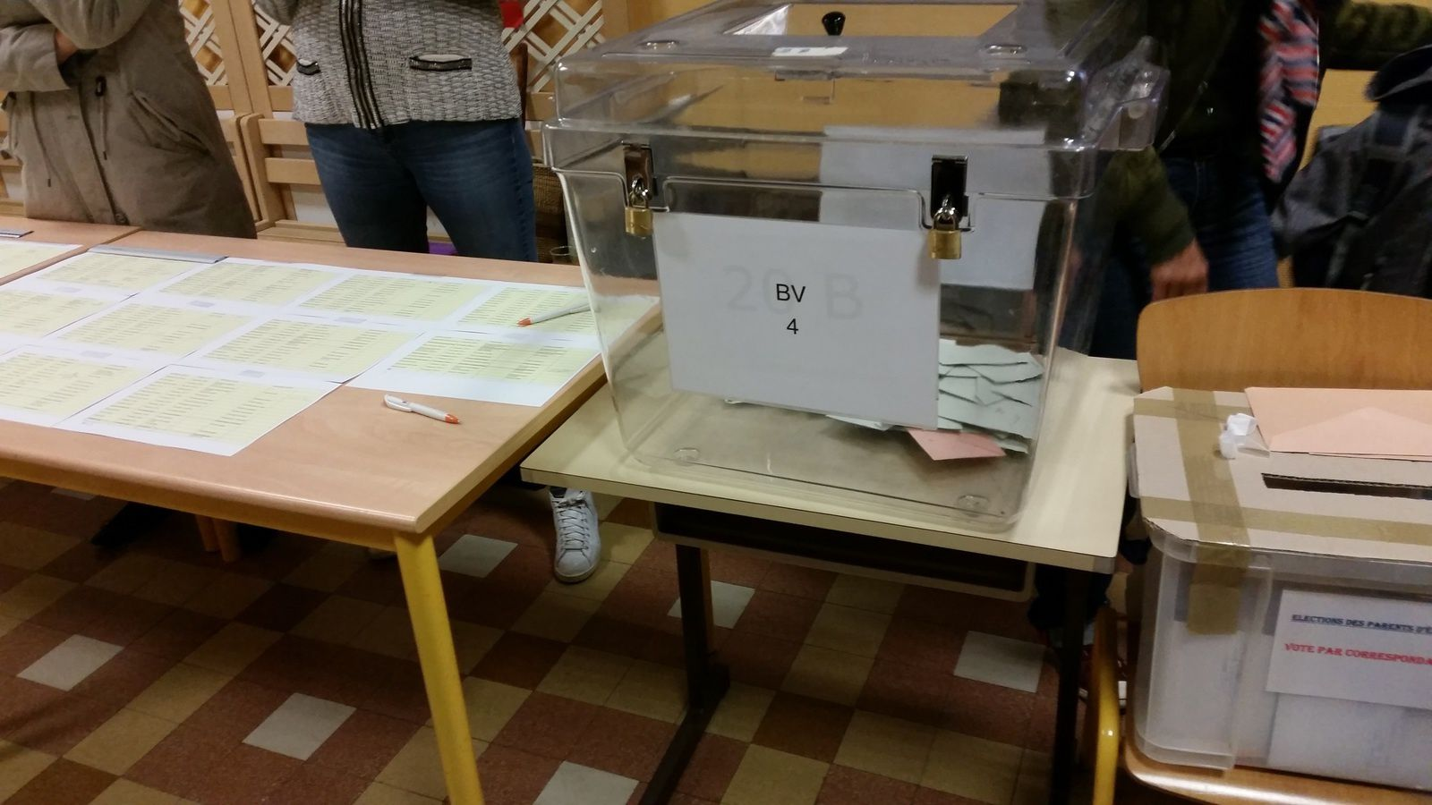 Election des parents d'élèves à Colombes : parents à vous de voter !
