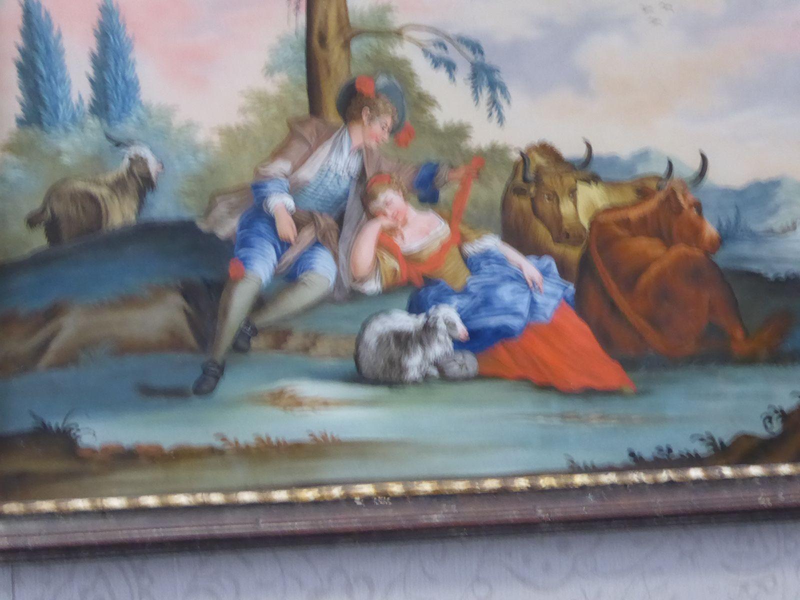 musée du vitrail Romont suisse