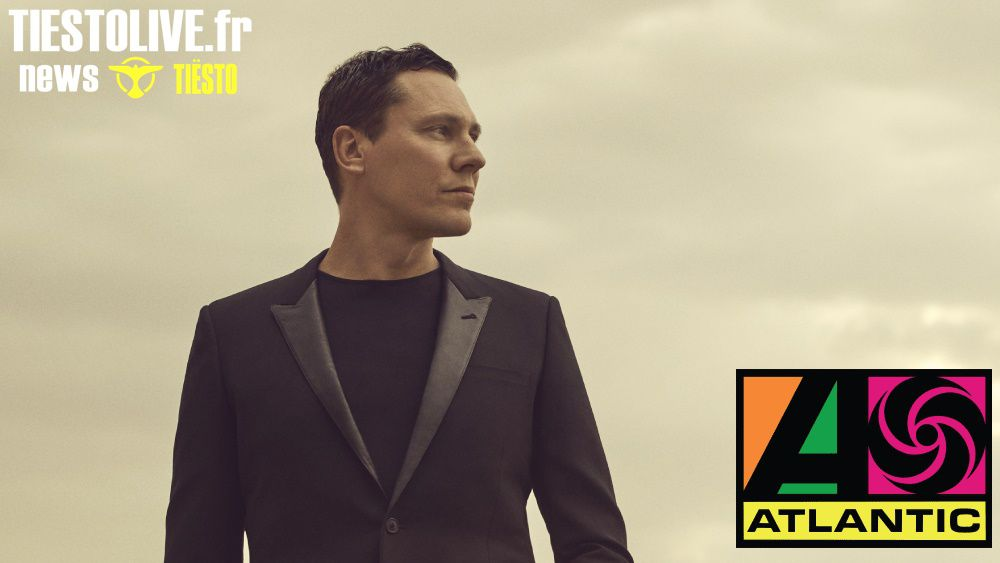Tiesto Signs With Atlantic Records