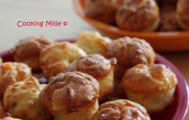 Apéritif dinatoire #33 - Mini muffins saumon et boursin®