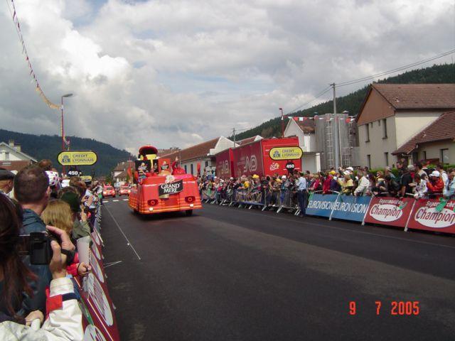 Tour-de-France-2005-à-Gerardmer