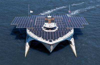 La propulsion hybride à l'hydrogène des navires de plaisance