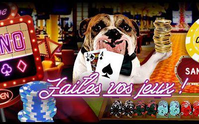 Casino Betfirst - Casino en ligne admis par la loi de Belgique