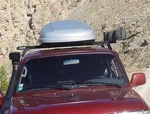 pour ajuster tout ça : 4 heures en équilibre sur l'escabeau ou à quatres pattes sur le toit :-)