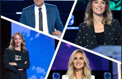Le Sommaire du Canal Football Club, Canal Rugby Club, Canal Sport Club et Dimanche Soir Sports du week-end !