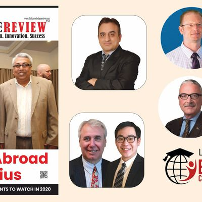 Leading Educational Consultants to Watch in 2020.