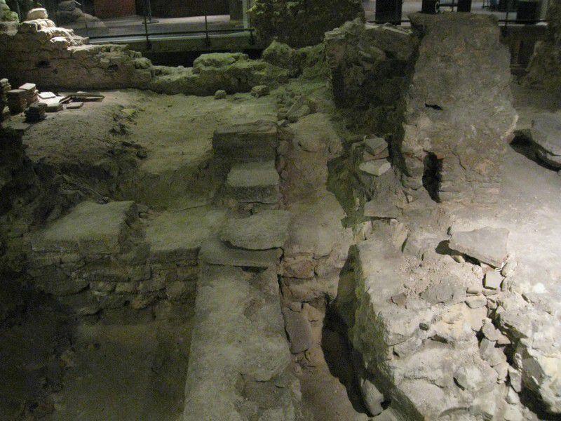 Crypte archéologique du parvis de Notre-Dame, Paris