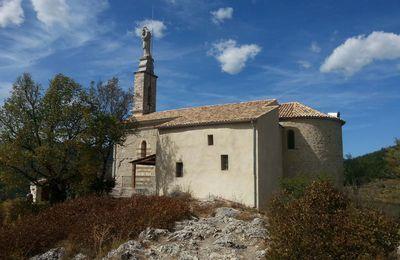 Souscription pour la restauration intérieure de la chapelle ND du Roc