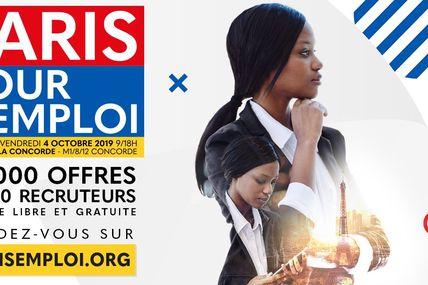 Paris : Salon Emploi&Outre-Mer 2019
