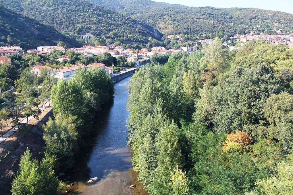 Magnifique, ce petit village de Palalda ...