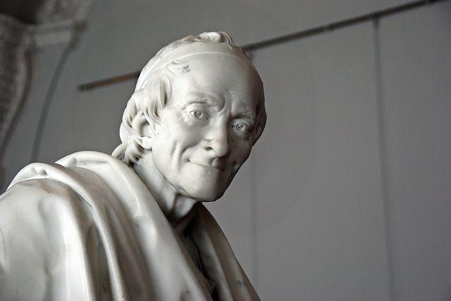 Nous sommes tous les héritiers de Voltaire...