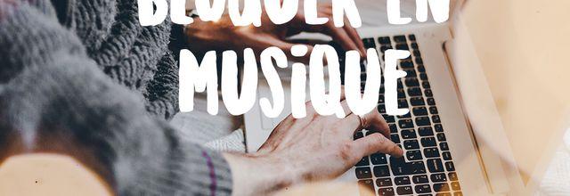 La playlist de mars pour bloguer