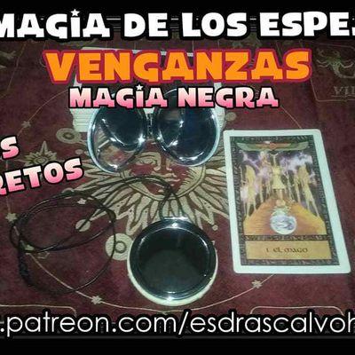 MAGIA NEGRA CON ESPEJOS - SECRETOS Y CURIOSIDADES