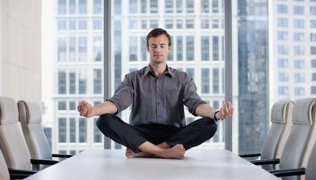 Entre prière et méditation