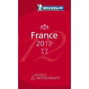 Les Etoilés du Guide Rouge 2012