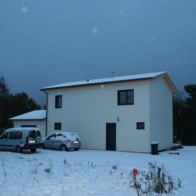 la neige et le froid!!!