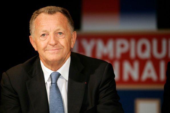 Jean-Michel Aulas est l'invité du Canal Football Club ce dimanche