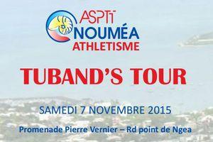 Tuband's Tour édition 2015