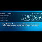 Les devoirs du citoyen musulman envers le gouverneur - Salafidunord
