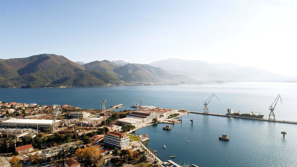 Drydocks World expands into Eastern Mediterranean joining Dubai consortium to create maritime hub in Montenegro