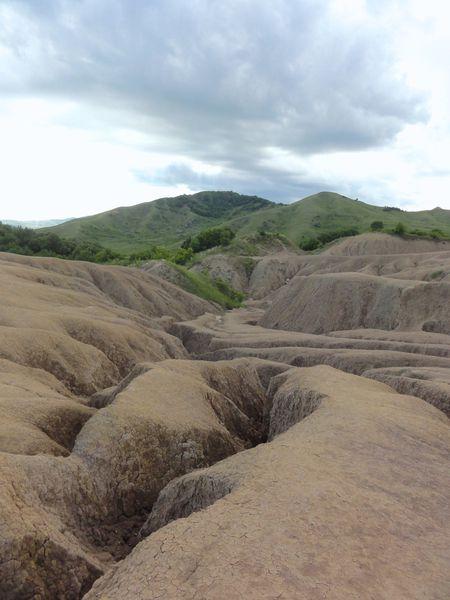 Vulcanii Noroioși, site de Pâclele Mari